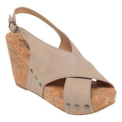 Women's Lucky Brand Minari Grout Leather