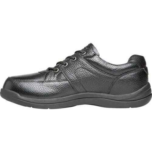 Men's Propet Four Points II Oxford Black Full Grain Leather - Thumbnail 2