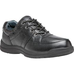 Men's Propet Four Points II Oxford Black Full Grain Leather