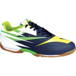 Men's Diadora DD-NA 2 R Indoor Tuareg Blue/Fluorescent Green