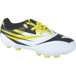 Children's Diadora DD-NA 2 R LPU White/Black/Fluorescent Yellow