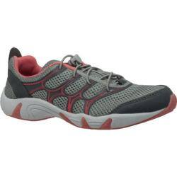 Women's RocSoc 8596 Water Shoe Coral/Grey|https://ak1.ostkcdn.com/images/products/89/765/P17419403.jpg?impolicy=medium