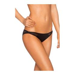 Women's B. Swim The Boss Cinch Bikini Bottom Noir