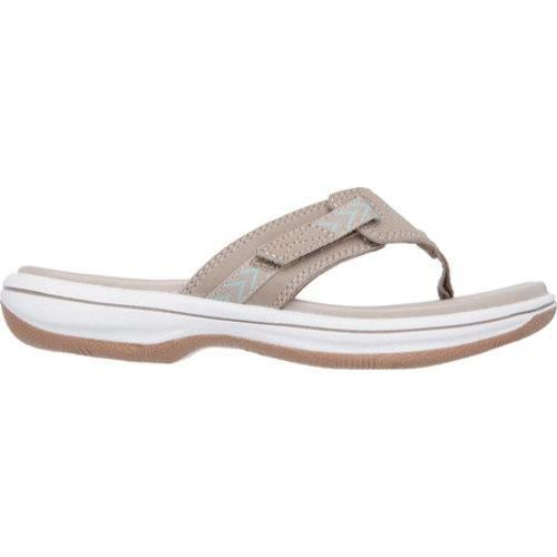 Shop Women S Skechers Relaxed Fit Bayshore Sandal Taupe