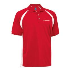Men's Diadora Roma Polo Red