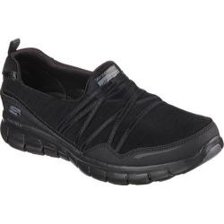 Women's Skechers Synergy Scene Stealer Walking Shoe Black