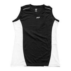 Girls' 3N2 Sleeveless Black/White