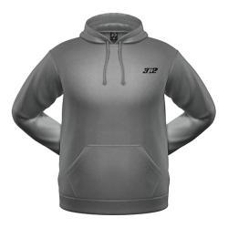 3N2 Tec Hoodie Grey