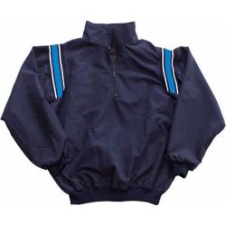 Men's 3N2 Umpire Half-Zip Jacket Navy/Columbia