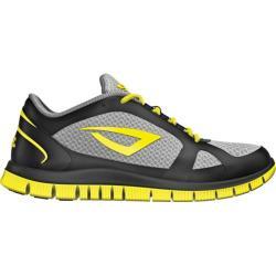 Men's 3N2 Velo Runner Black/Volt Yellow