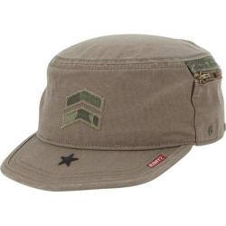 Men's A Kurtz Camo Detail Fritz Legion Cap Military