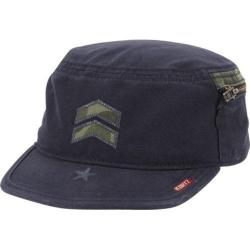 Men's A Kurtz Camo Detail Fritz Legion Cap Navy