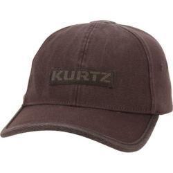 Men's A Kurtz Infantry Baseball Cap Brown
