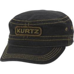 Men's A Kurtz Stark Legion Military Cap Black