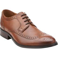 Men's Bostonian Greer Wing Brown Leather