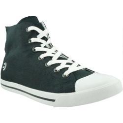 Men's Burnetie High Top Sneaker 016105 Black