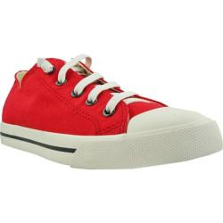 Women's Burnetie Ox Sneaker 005255 Red