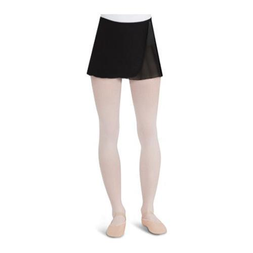 1540e0a71 Shop Girls  Capezio Dance Chiffon Wrap Skirt (Set of 2) Black - Free ...