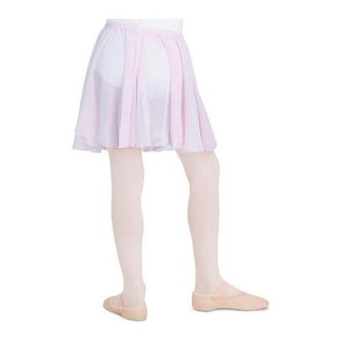 Girls' Capezio Dance Pull On Skirt N1417C (Set of 2) Lavender