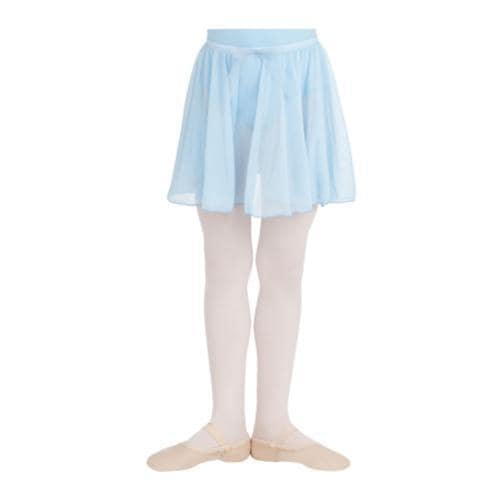 b9236fe92 Shop Girls  Capezio Dance Pull On Skirt N1417C (Set of 2) Light Blue ...