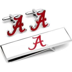 Men's Cufflinks Inc University of Alabama Crimson Tide Money Clip Maroon