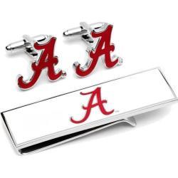 Men's Cufflinks Inc University of Alabama Crimson Tide Money Clip Maroon