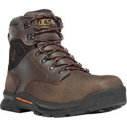 Danner Men's Boots Crafter 6in Brown Nubuck