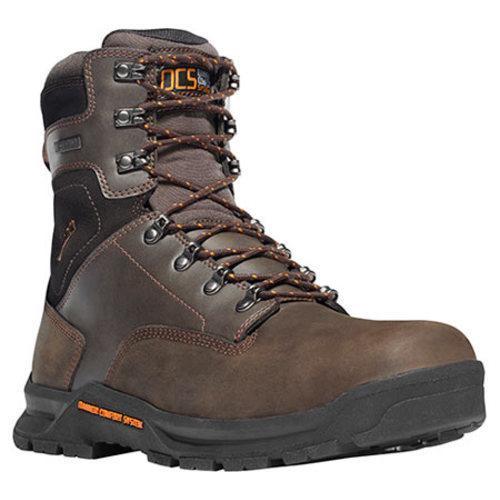 Shop Danner Men S Boots Crafter Brown Nubuck Free