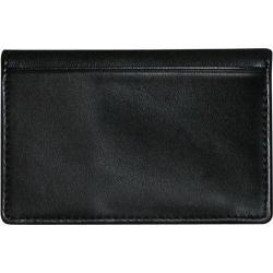Men's Dopp Regatta Deluxe Card Case Black