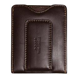 Men's Dopp Regatta Magnetic Money Clip Mahogany