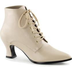 Women's Funtasma Victorian 35 Cream PU