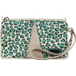 Women's Hadaki by Kalencom Wristlet (Set of 2) Primavera Cheetah