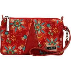 Women's Hadaki by Kalencom Wristlet (Set of 2) Primavera Floral