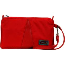 Women's Hadaki by Kalencom Wristlet (Set of 2) Tango Red