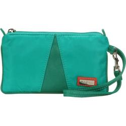 Women's Hadaki by Kalencom Wristlet (Set of 2) Viridian Green