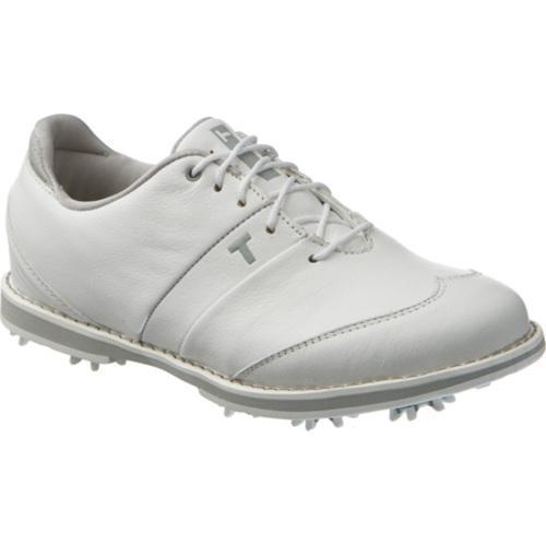 Shop Women s TRUE Linkswear TRUE fairways White Grey - Free Shipping Today  - Overstock - 10326701 d75d43fde