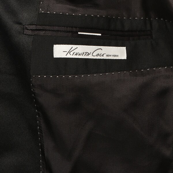 Kenneth Cole New York Mens Slim Fit Tuxedo Tuxedo Suit