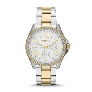 Fossil Women's Cecile Stainless Steel Goldtone Quartz Watch