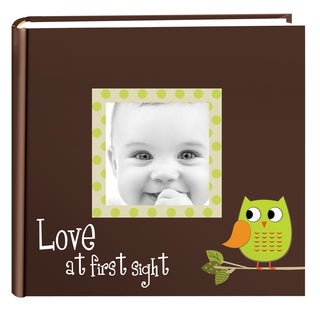 Pioneer Photo Albums in Baby Owl Photo Album (Set of 2)