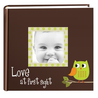 Pioneer Photo Albums in Baby Owl Photo Album (Set of 2)|https://ak1.ostkcdn.com/images/products/8900074/P16120087.jpg?impolicy=medium