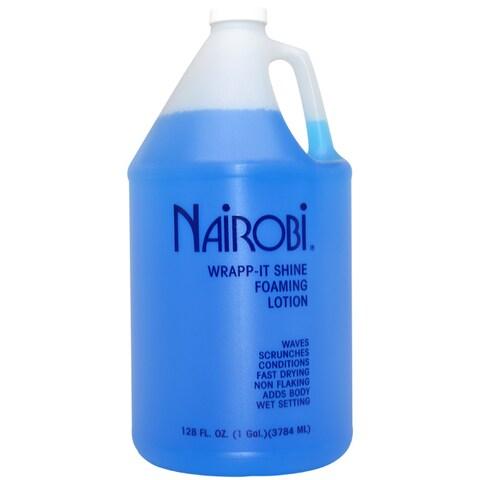 Nairobi Wrapp-It Shine Foaming 128-ounce Lotion