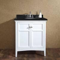 OVE Decors Campo 30-inch Single Sink Bathroom Vanity with Granite Top