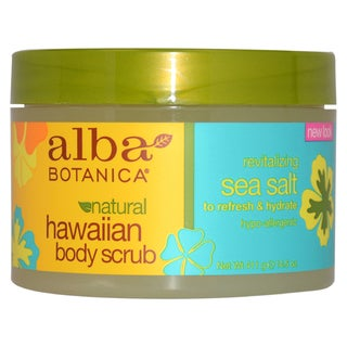 Alba Botanica Hawaiian Sea Salt 14.5-ounce Scrub