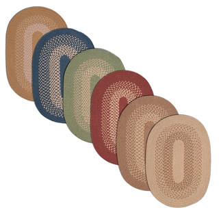 Stateside Braided Reversible Rug USA MADE