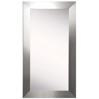 American Made Rayne Full-length Silver Mirror