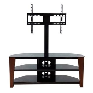 Avista 'Velaro' Brown 55-inch TV Stand