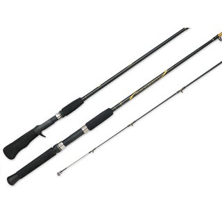 South Bend Black Beauty 2 Spincast Surf Rod