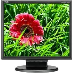 "NEC Display MultiSync E171M-BK 17"" SXGA LED LCD Monitor - 5:4 - Black"