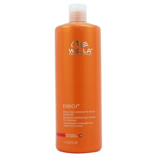 Wella Enriched Moisturizing 33.8-ounce Conditioner for Fine To Normal Hair