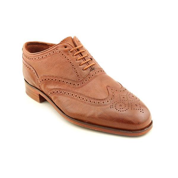 ed7d8d2578049 Shop Florsheim Men's 'Laceless Wingtip' Leather Dress Shoes (Size 7 ...